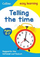 Telling the Time Ages 5-7: Prepare ...