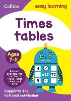 Times Tables Ages 7-11: Ks2 Maths ...