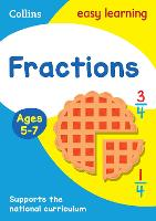 Fractions Ages 5-7: Prepare for ...
