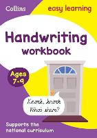 Handwriting Workbook Ages 7-9: Ideal...