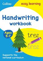 Handwriting Workbook Ages 5-7: Ideal...