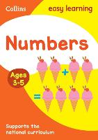 Numbers Ages 3-5: Prepare for...