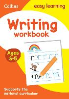 Writing Workbook Ages 3-5: Prepare ...