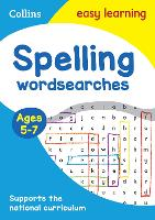 Spelling Word Searches Ages 5-7:...