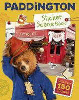 Paddington: Sticker Scene Book: Movie...