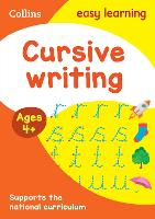 Cursive Writing Ages 4-5: Prepare for...