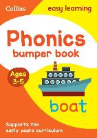 Phonics Bumper Book Ages 3-5: Prepare...