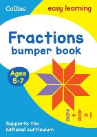 Fractions Bumper Book Ages 5-7:...
