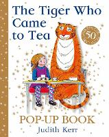 The Tiger Who Came to Tea Pop-Up ...
