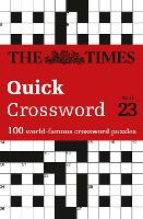 The Times Quick Crossword Book 23: ...