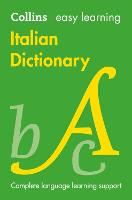 Easy Learning Italian Dictionary:...