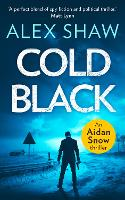 Cold Black (An Aidan Snow SAS...