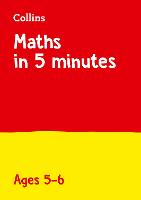 Letts Maths in 5 Minutes a Day Age ...