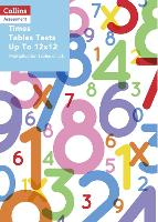 Times Tables Tests Up To 12x12:...
