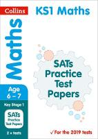 KS1 Maths SATs Practice Test Papers:...
