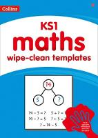 Collins - KS1 wipe-clean maths templates