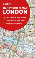 Collins London Handy Street Map