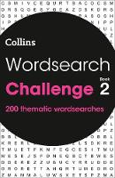 Wordsearch Challenge book 2: 200...