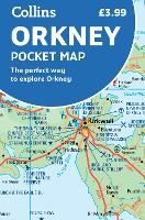 Orkney Pocket Map: The perfect way to...