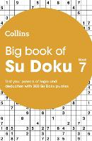 Big Book of Su Doku Book 7: 300 Su...
