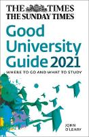 The Times Good University Guide 2021:...