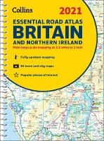 2021 Collins Essential Road Atlas...
