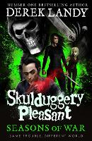 Seasons of War (Skulduggery Pleasant,...