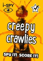 i-SPY Creepy Crawlies: What can you...