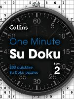 One Minute Su Doku Book 2: 200...