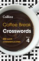 Coffee Break Crosswords Book 4: 200...