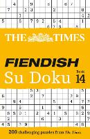 The Times Fiendish Su Doku Book 14:...