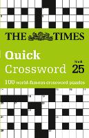 The Times Quick Crossword Book 25: ...