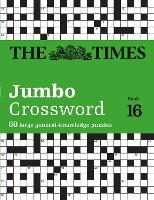 The Times 2 Jumbo Crossword Book 16:...