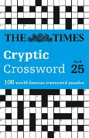 The Times Cryptic Crossword Book 25:...