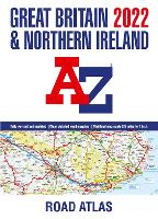 Great Britain A-Z Road Atlas 2022 (A3...
