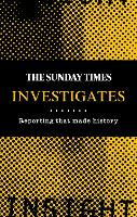 Undercover at The Sunday Times: The...