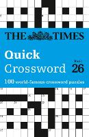 The Times Quick Crossword Book 26: ...