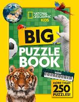 Big Puzzle Book (National Geographic...