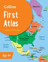 Collins First Atlas (Collins Primary...