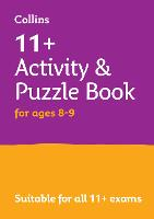 Collins 11+ - 11+ Activity and Puzzle...