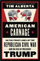 American Carnage: On the Front Lines...