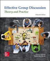 Effective Group Discussion: Theory ...