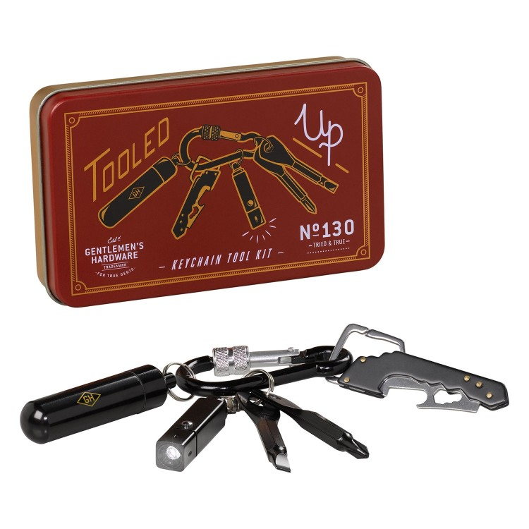 Tooled Up Keychain (Outdoor)