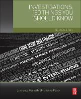Investigations: 150 Things You Should...