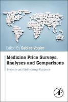 Medicine Price Surveys, Analyses and...