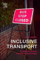 Inclusive Transport: Fighting...