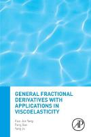 General Fractional Derivatives with...