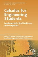 Calculus for Engineering Students:...