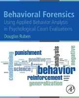 Behavioral Forensics: Using Applied...