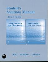 Student's Solutions Manual for ...